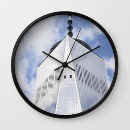 Top of the Tower Wall Clock