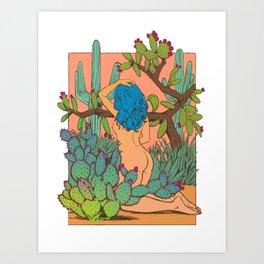 plantae iii Art Print
