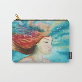 Liquid Dreams Carry-All Pouch