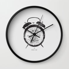 Your Time Is Limited Wall Clock