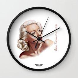 Lana Turner  Wall Clock