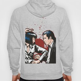 Pulp Fiction Twist Contest Hoody