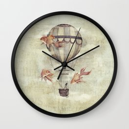 Skyfisher Wall Clock