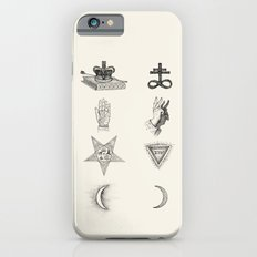 Masons & The Occult Slim Case iPhone 6s