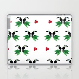 "Collection ""Love Birds"" impression ""Tropico Forest"" Laptop & iPad Skin"
