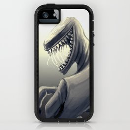 No Body iPhone Case