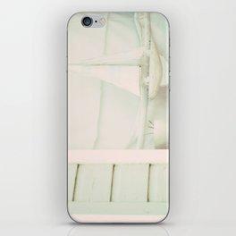 Beach Hut boat ♥ iPhone Skin