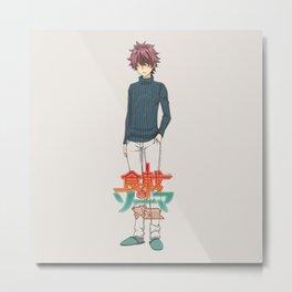 Shun Ibusaki Great Metal Print