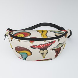 Sexy mushrooms Fanny Pack