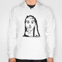 cactei Hoodies featuring FKA Twigs by ☿ cactei ☿