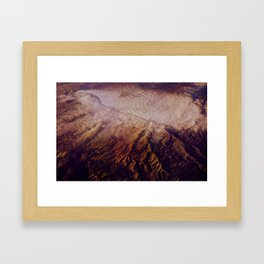Blanket Song Framed Art Print