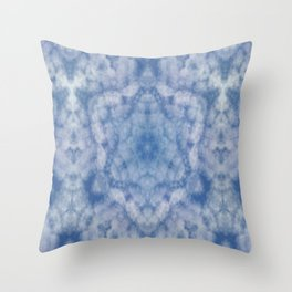 Pattern of clouds 04 Throw Pillow