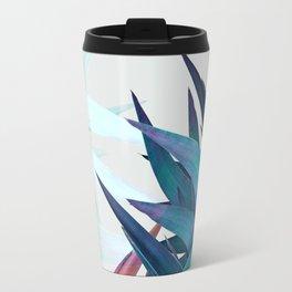 Tropical Leaves, Botanical Travel Mug