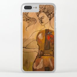 Cello Clear iPhone Case