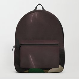 Hope Rests Upon You Backpack