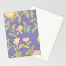 PAINTING FLOWER  Stationery Cards