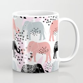 Elephants. Coffee Mug