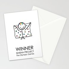WINNER by ISHISHA PROJECT Stationery Cards
