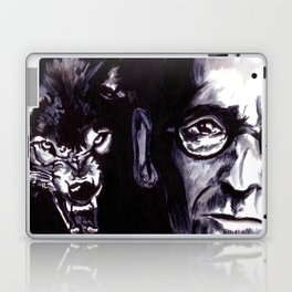 Treatise on the Steppenwolf. Not for Everybody. Laptop & iPad Skin