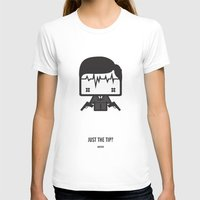 archer T-shirts featuring Archer by the curious brain