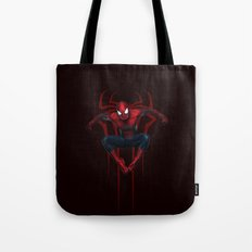 SPIDER MAN Tote Bag