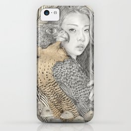 There Are Spies Among Us iPhone Case