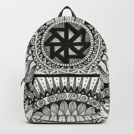 Mandala3 Backpack