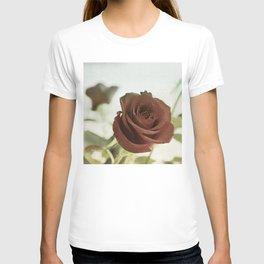 Roses for Scarlet T-shirt