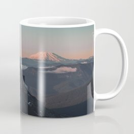 Silver Star Coffee Mug
