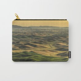 Shades of the Palouse Carry-All Pouch