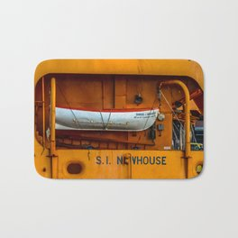 The Ferry Boat Newhouse Bath Mat