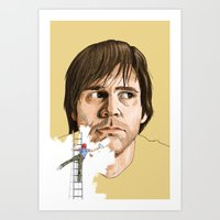 eternal sunshine Art Prints featuring Eternal Sunshine by Jason Ratliff