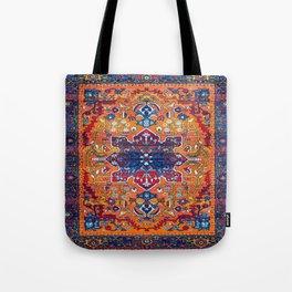 N86 - Vintage Boho Berber Moroccan Handmade Style Design. Tote Bag