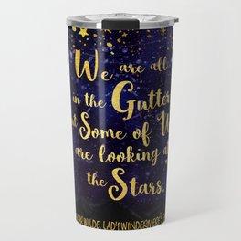 Wilde - Looking At The Stars Travel Mug