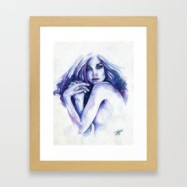 In Your Dreams by J.Namerow Framed Art Print
