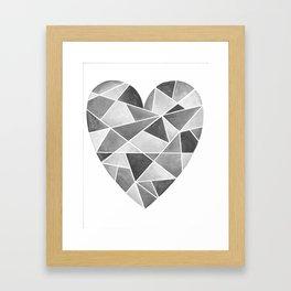 Heart 39 Framed Art Print