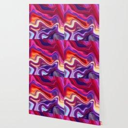 Pink Obstruction Wallpaper