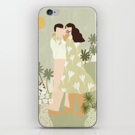 Love Conquers All iPhone Skin