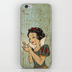 Snow White and her Xanax  iPhone & iPod Skin