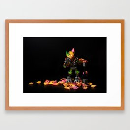 tactical error Framed Art Print