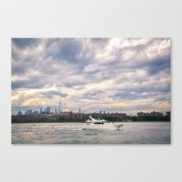 Lil Yacht-y Canvas Print