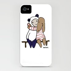 BB&P Hug iPhone (4, 4s) Slim Case