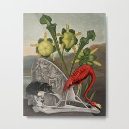 Nepenthes Metal Print