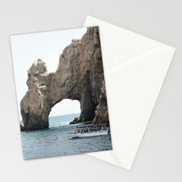 The Arch in Los Cabos Mexico Stationery Cards