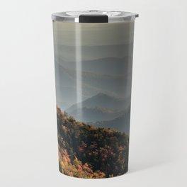 Blue Ridge Autumn Travel Mug