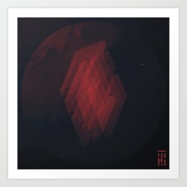 H13-V1 Art Print