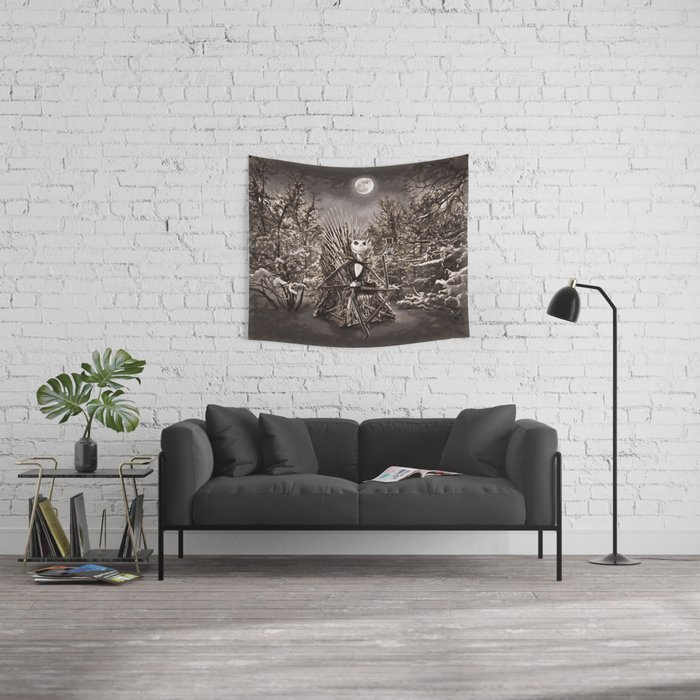 Game of Bones Wall Tapestry