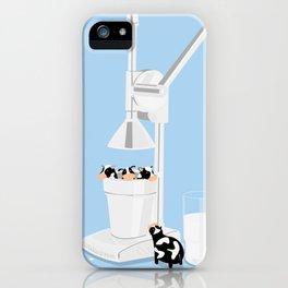 Milkmaid 5000 iPhone Case