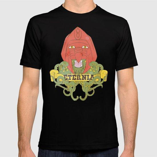 Battle Cathulhu  T-shirt