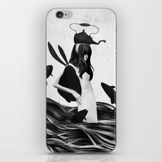 A Mile Away From Anywhere iPhone & iPod Skin